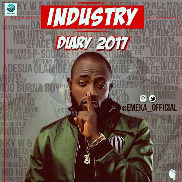 Emeka – Industry Diary 2017