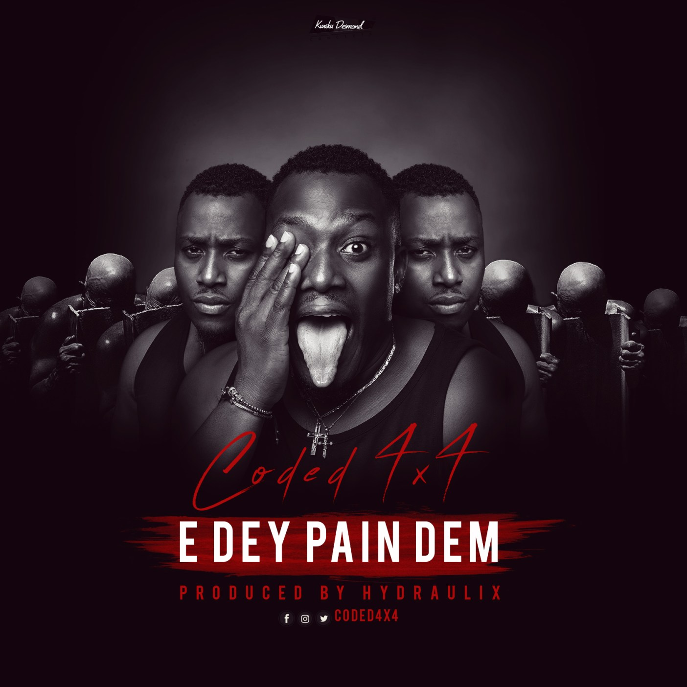 Coded4x4 – Edey Pain Dem (Prod. By Hydraulix)
