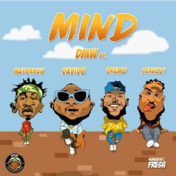VIDEO: Davido ft. Peruzzi, Dremo & Mayorkun – Mind