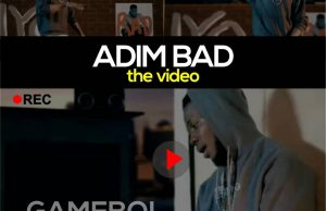 VIDEO: Gameboi - Adim Bad
