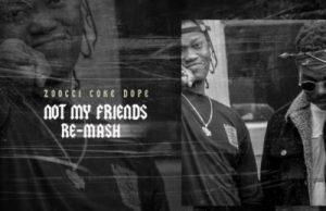 MashBeatz & Zoocci Coke Dope – Not My Friends (Re-Mash)