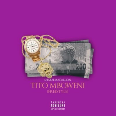 ShabZi Madallion – Tito Mboweni (Freestyle)