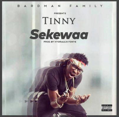 Tinny – Sekewaa (Prod. By Hydraulix)