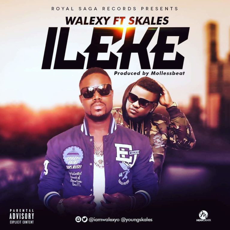 VIDEO: Walexy ft. Skales – ILeke