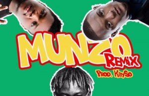 Ayat ft. FaReed & Haywaya – Munzo (Remix) (Prod. by Kayso)