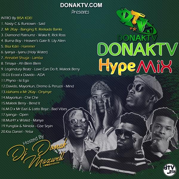 DJ Donak – DonakTv Hype Mix