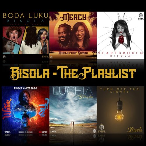 Bisola – The Playlist [E.P Out Now]