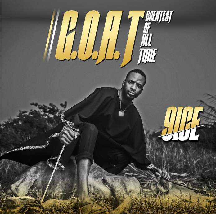 9ice Unveils Cover Art For His 'G.O.A.T' Album