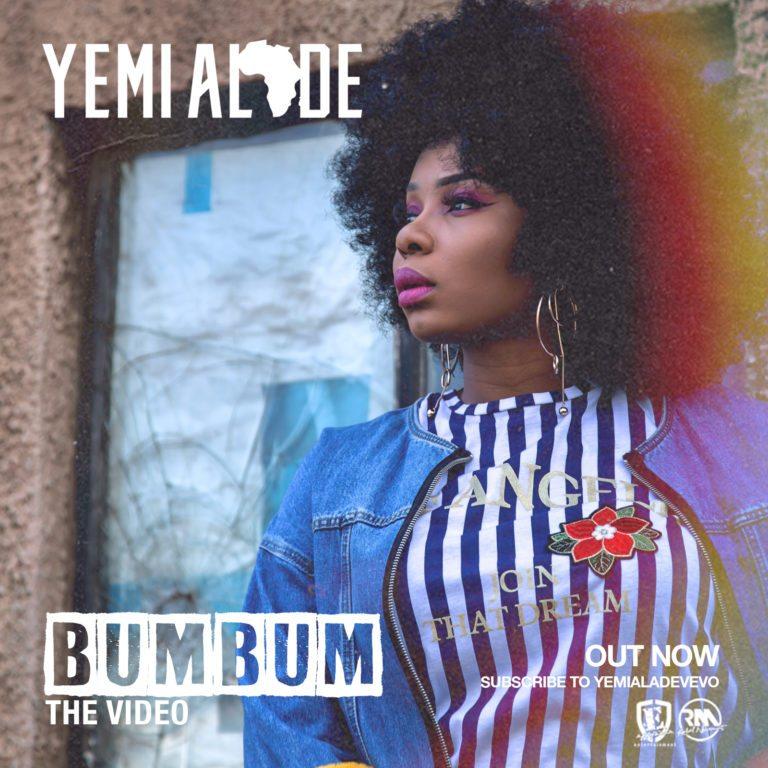 Yemi Alade – Bum Bum (Prod By V-Tek)