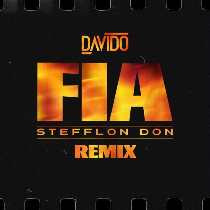 Davido ft. Stefflon Don – Fia (Remix)