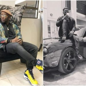 Zoro Acquires A Chevrolet Camaro (See Photo)