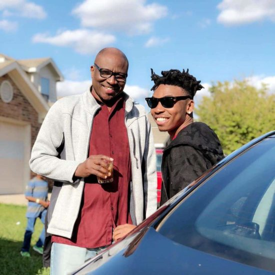 Mayorkun Meets His Father For The First Time In The Last 2years (See Photo)