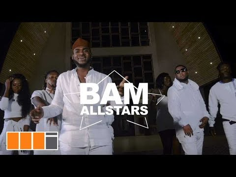BAM Allstars ft. D-Black, Dahlin Gage, S3fa, Kobla Jnr, Wisa, Nina, Freda & Osayo – Korkorkor (Official Video)