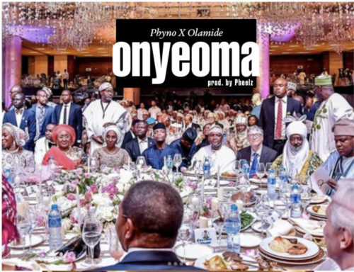 LYRICS: Phyno ft. Olamide – Onyeoma