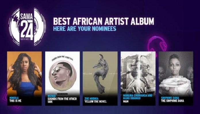 2018 SAMA Awards Nominees (Full List)