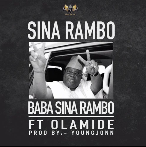 Sina Rambo ft. Olamide – Baba Sina Rambo