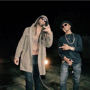 Wizkid ft Ty Dolla Sign – Highgrade (Prod. Mut4y)
