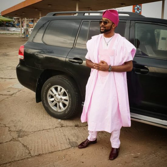 Banky W Hints On How To Deal With Buhari Over His Nigerian Youths Are Lazy Statement