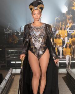 Beyonce Pays Homage To Fela During Coachella Performance