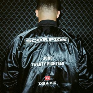 Drake announces new album (Scorpion)