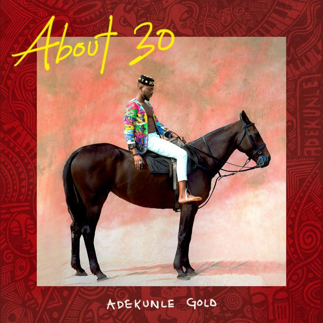 Adekunle Gold – Surrenda