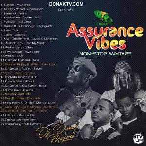 DJ Donak - Assurance Vibes Mix