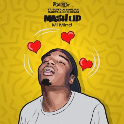 DJ Radix ft. Makwa, Buffalo Souljah & Gobi Beast – Mash Up (Mi Mind)
