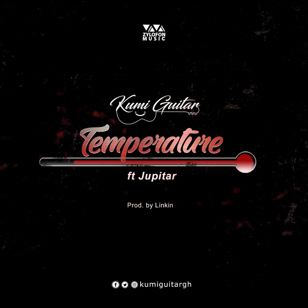 Kumi Guitar ft. Jupitar – Temperature
