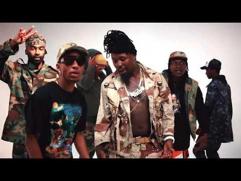 Stilo Magolide ft. Okmalumkoolkat, Riky Rick, Usanele & Mashayabhuqe KaMamba – COMBO (Official Video)