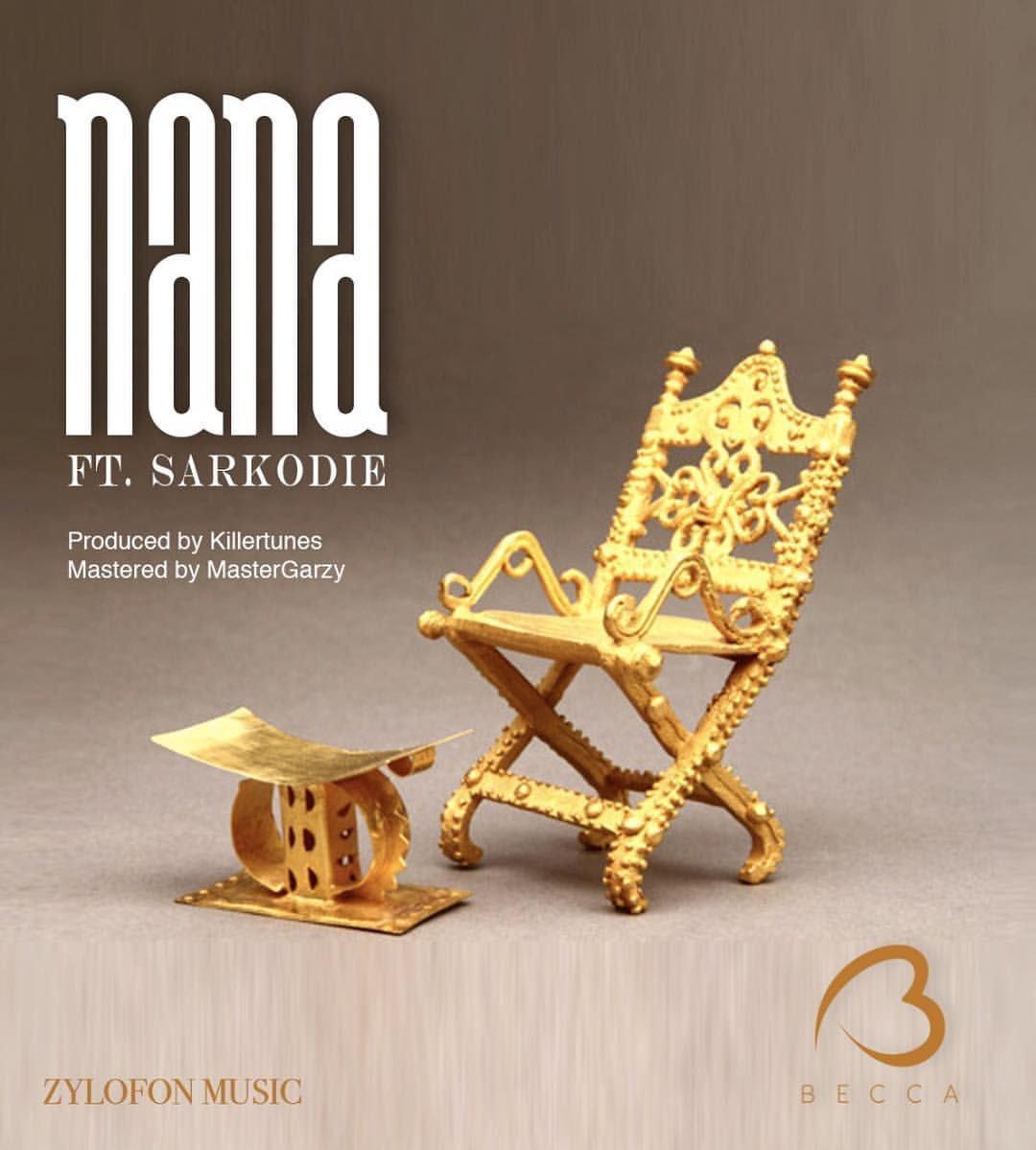 Becca ft. Sarkodie – Nana