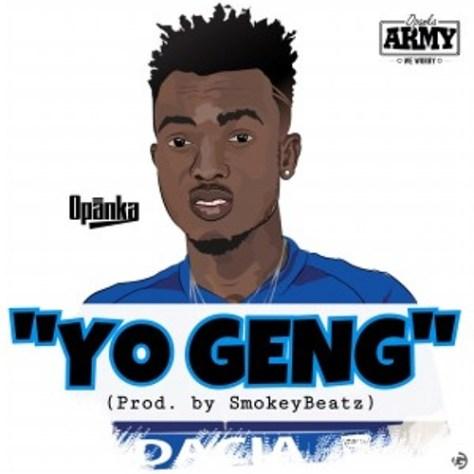 Opanka – Yo Geng