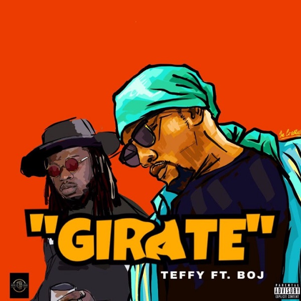 Teffy ft. BOJ – Girate