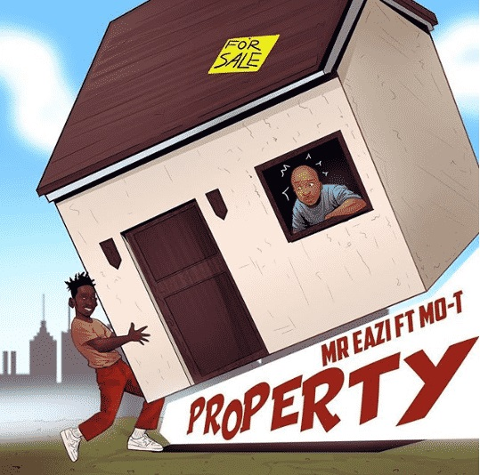 Mr Eazi ft. Mo-T – Property
