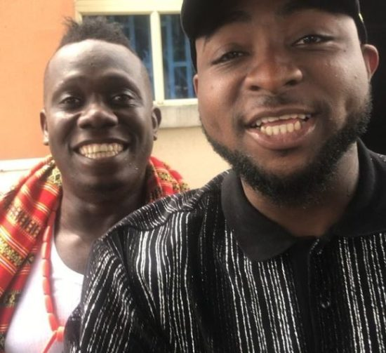 Duncan Mighty & Davido