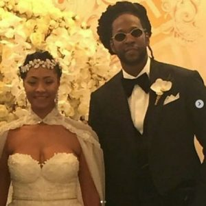 2 Chainz and Wife