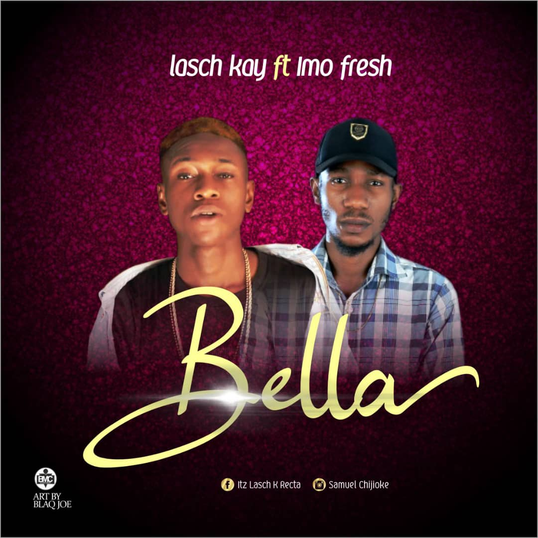 Lasch Kay & Imo Fresh - Bella artwork