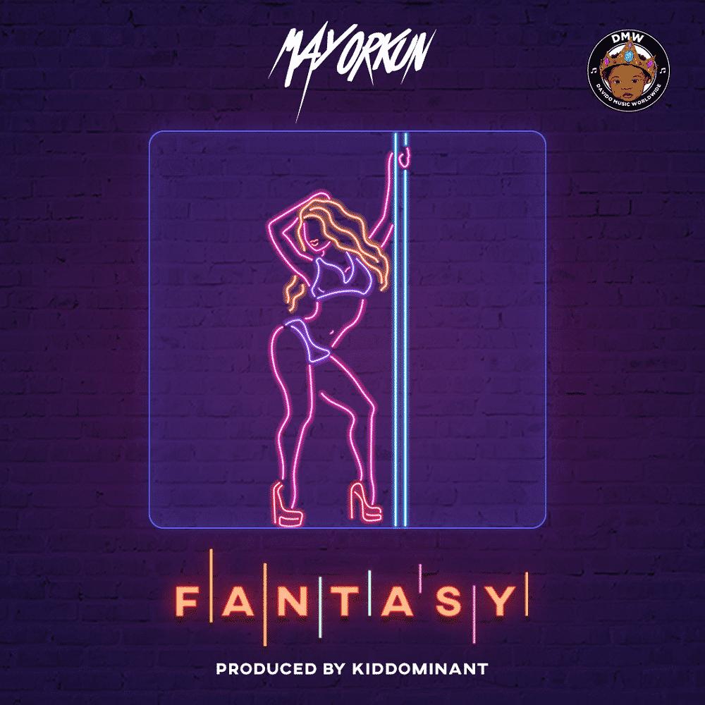 [Music] Mayorkun – Fantasy MP3