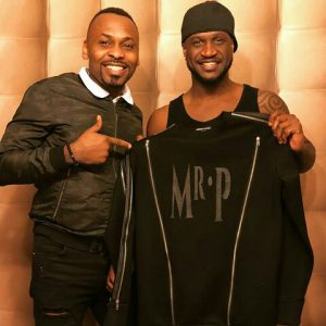 Peter Okoye Set To Launch Mr P Clothing Line | Okhype com