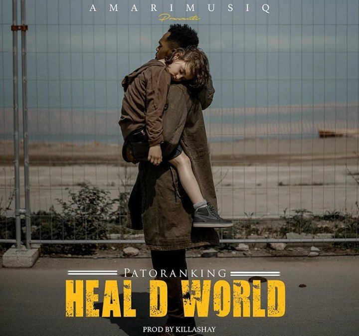 Patoranking – Heal D World artwork