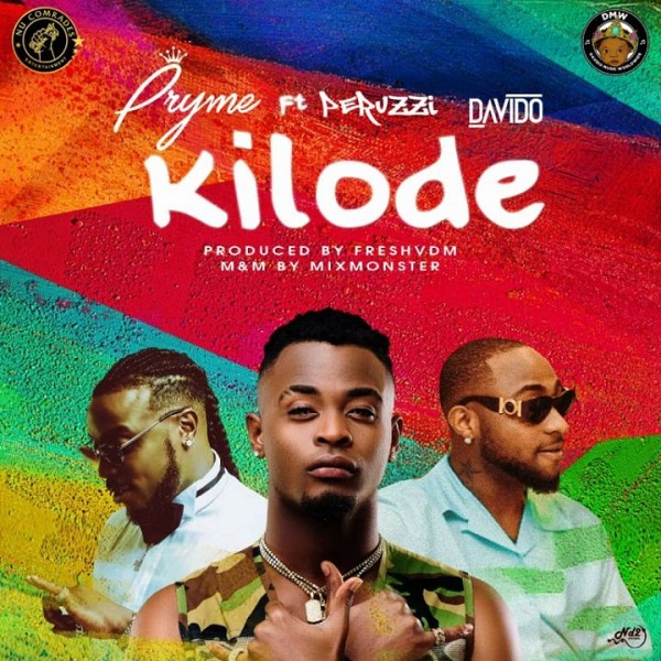 [Video] Pryme ft. Davido & Peruzzi – Kilode artwork