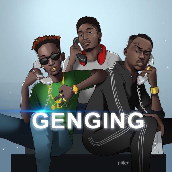 [Music] GuiltyBeatz ft. Mr Eazi & Joey B – Genging MP3