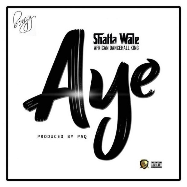 Shatta Wale – Aye (Witch) artwork