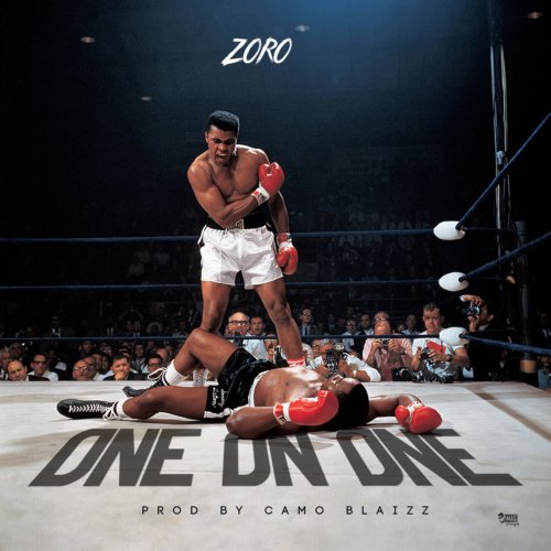 Zoro – One On One Artwork