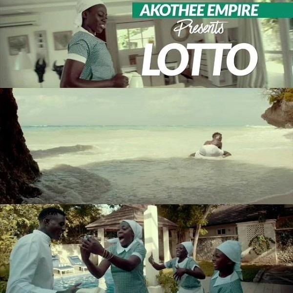 Akothee – Lotto Artwork