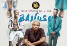 Junior Boy, DJ Risky & 9ice – Banuso Artwork