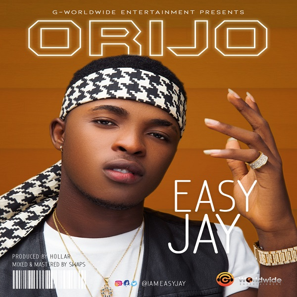 Easy Jay – Orijo artwork