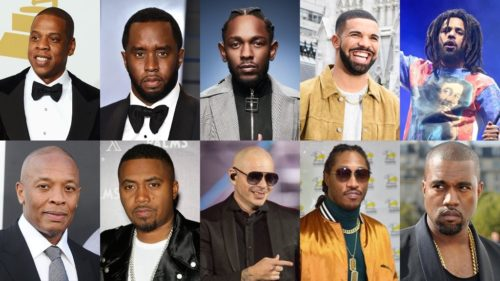 Highest Paid Artists In Hip Hop Combine $445 Million In 2018. See Forbes List