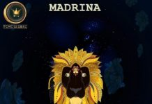 Madrina (Cynthia Morgan) – Lion Artwork