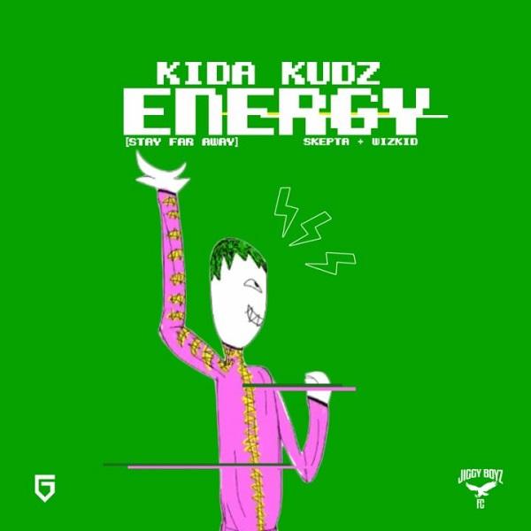 Kida Kudz – Energy (Freestyle) Artwork
