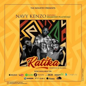 Navy Kenzo ft. Diamond Platnumz – Katika Artwork